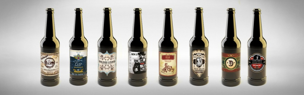 Reel Label Solutions - Beer Labels