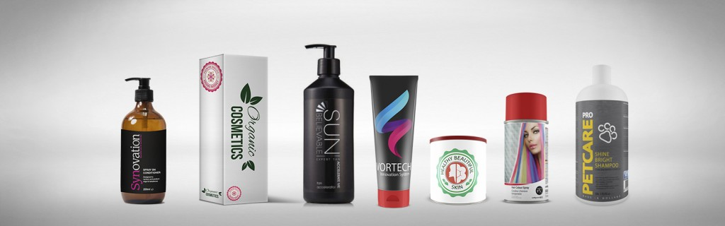 Cosmetics Labels - Reel Label Solutions