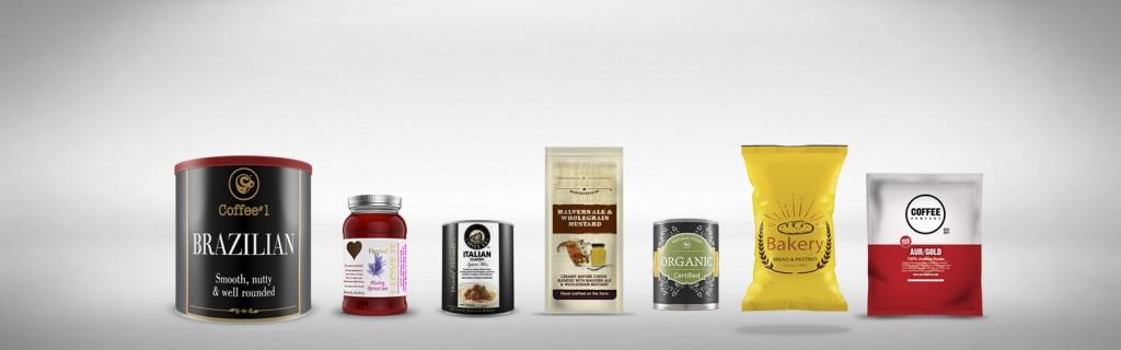 Food Label - Reel Label Solutions