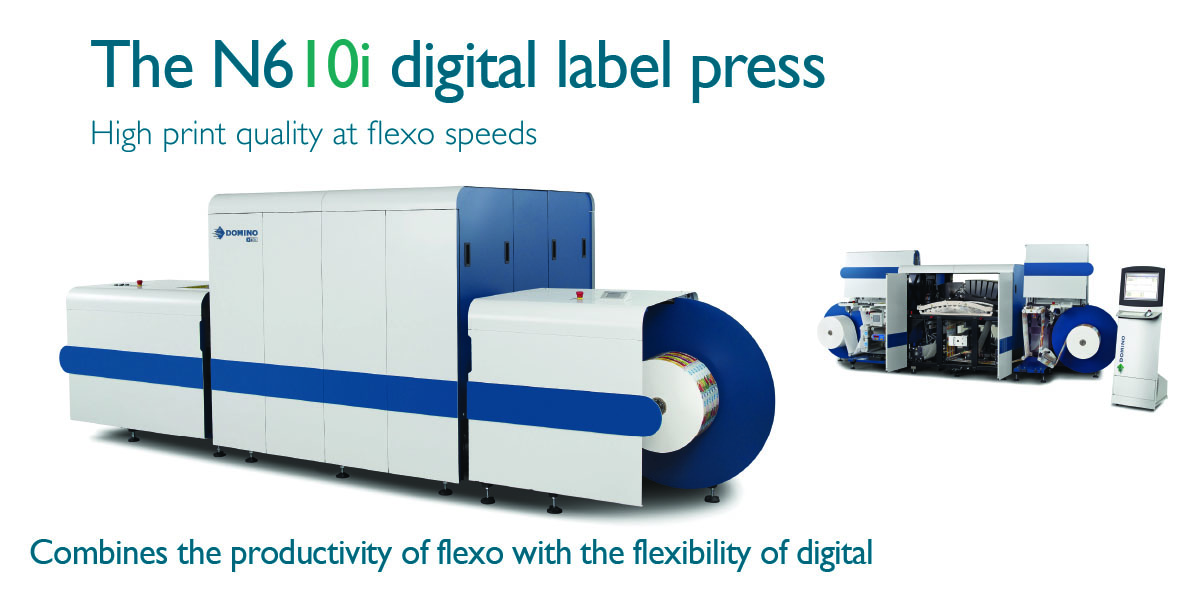 Highest digital productivity, most consistent print results, best digital ink jet quality