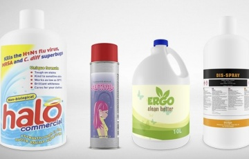 Chemical Labels - Reel Label Solutions