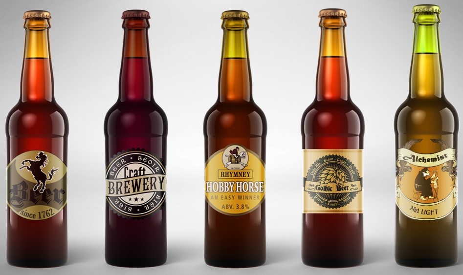 Reel Label Solutions - Beer Labels Beverage Labels