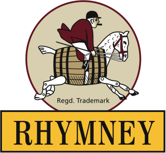 Rhymney Brewery Logo - label