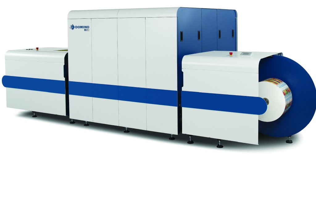 Domino Digital Printing Press